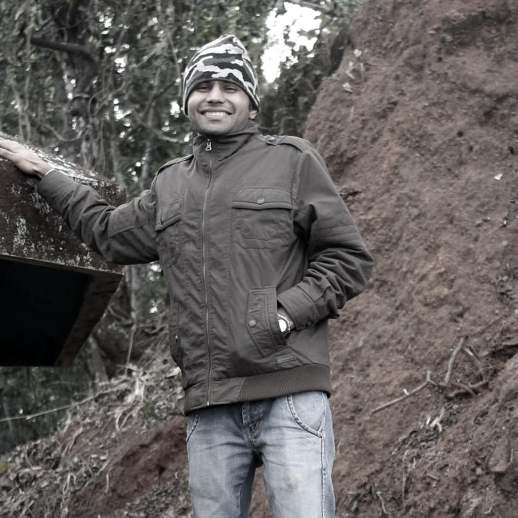Mountain picture of Arpiet Malpani