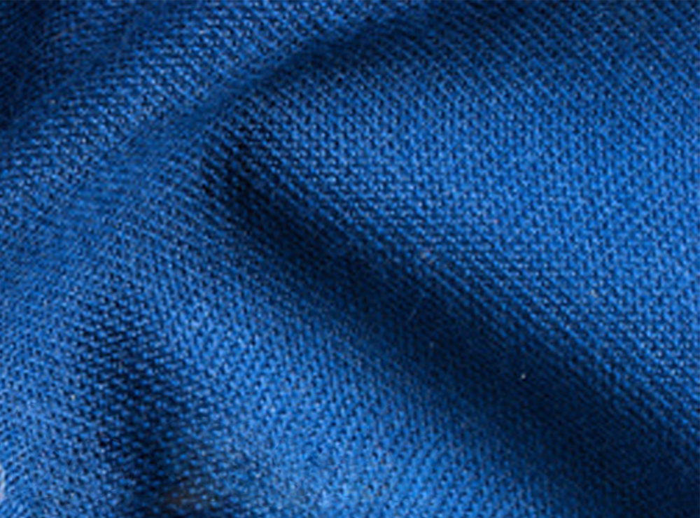 Polyester fabric swatch